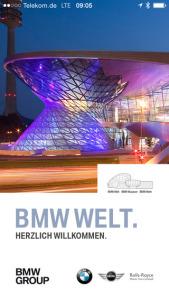 iBeacon-Technologie hält Einzug in die BMW Welt