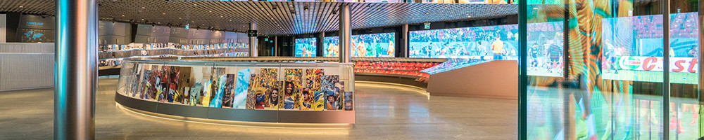 Eröffnung des FIFA World Football Museums