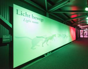 Neuer Lichtgang des Deutschen Museums ist eröffnet