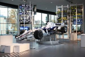 Neues ZF Forum mit Ausstellung im Erdgeschoss eröffnet