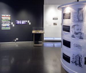 """Ausstellung """"Wer? BUNG! Die Kunst der Kommunikation"""" mit Magic Box Duftregie"""