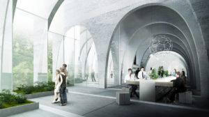 """Architekturbüro BIG baut """"Flagship Factory"""" für S.Pellegrino"""