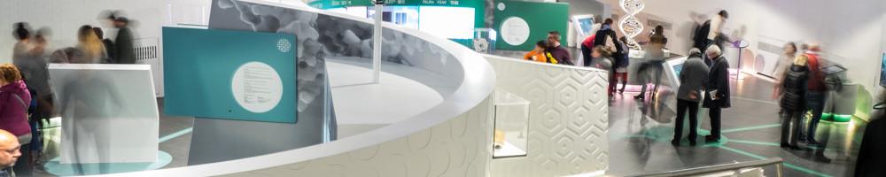 """Archimedes Exhibitions gestaltet Ausstellung """"Corporea"""""""