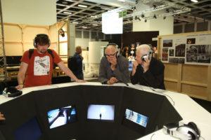 Museums- und Ausstellungstechnik auf der Stage|Set|Scenery