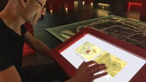 """Sonderausstellung """"Die Stadtmauer von Nanjing"""" mit Medienstationen von Haase&Martin"""