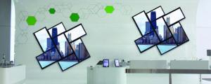 Interface für drehbare Displays von Peerless-AV