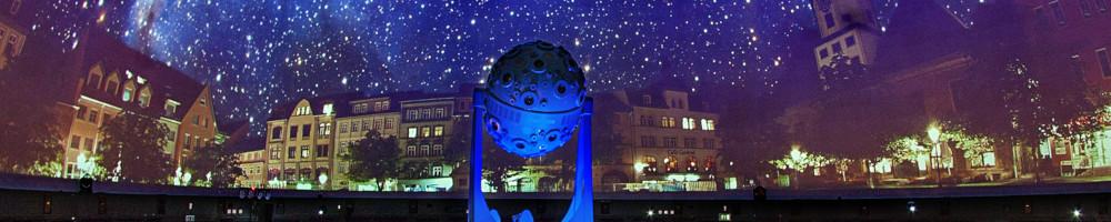 Zeiss-Planetarium Jena setzt auf Barco