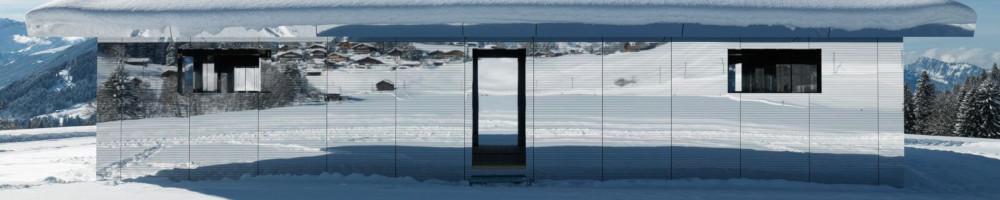 Nüssli realisiert Mirage Gstaad von Doug Aitken