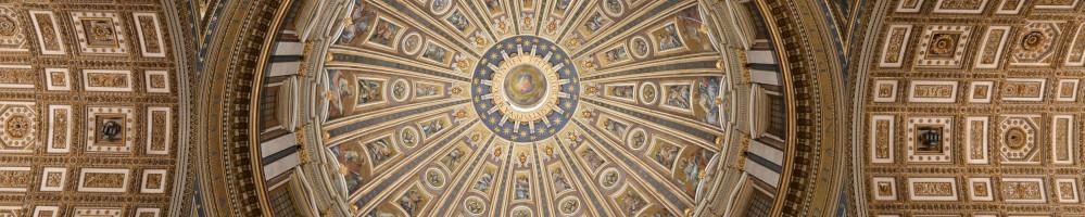 Petersdom mit neuem Beleuchtungskonzept von Osram