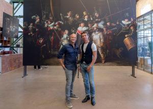 """Canon und die Reproduktion von Rembrandts """"Die Nachtwache"""""""