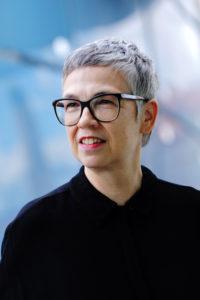 Dr. Barbara Steiner (Foto: Bauhaus Dessau/J.J. Kucek)
