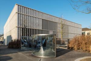 Erweiterung des Kunsthaus Zürich (Fotos: Kunsthaus Zürich)