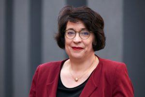 Christine Rieffel-Braune ist neue Vorständin der Stiftung Humboldt Forum