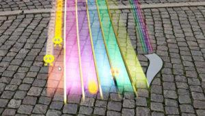 Leipziger Notenspur trifft auf Künstliche Intelligenz (Foto: Media Seasons GbR)