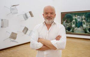 Jörg van den Berg (Foto: David Hecker/Worpsweder Museumsverbund)