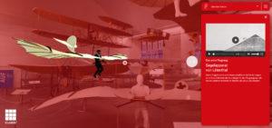 acameo realisiert immersive Reise durch das Deutsche Museum (Fotos: acameo)