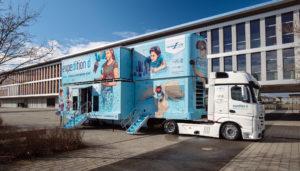 Erlebnis-Lern-Truck (Foto: Flad & Flad)