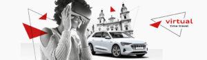 Virtuelle Zeitreise (Foto: Audi AG)