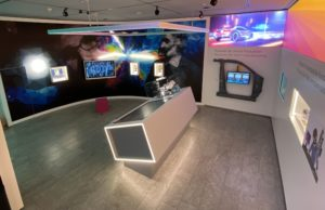 Jenoptik-Showroom (Fotos: Fairnet
