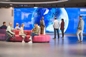 Fraport-Besucherzentrum (Fotos: Fraport AG)