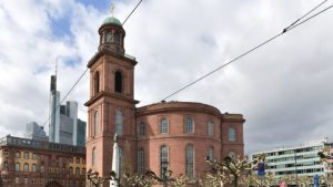 Die Paulskirche in Frankfurt am Main (Foto: picture alliance/Huebner)