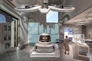 """Ausstellung """"Science und Fiction"""" im Zukunftsmuseum (Fotos: Atelier Brückner/Daniel Stauch)"""